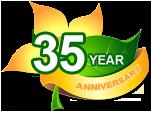 35 Years Annivesary