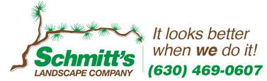 Schmitt's Landscape Company, Naperville Landscaping, Aurora Landscaping, Wheaton Landscaping